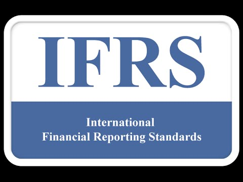 What is IFRS ?