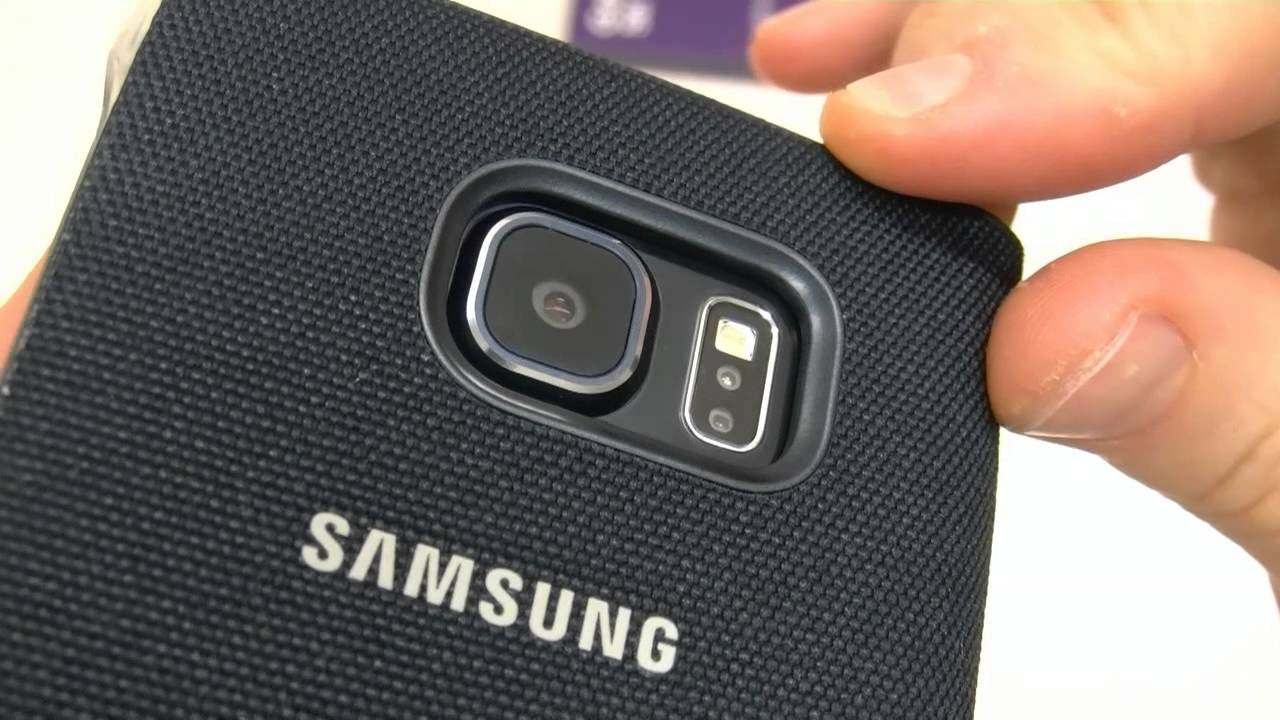 samsung custodia s view per galaxy s6