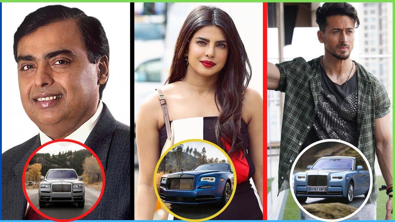 Top 10 Famous Rolls Royce Owners in India – Tiger Shroff, Akshay Kumar, Salman Khan