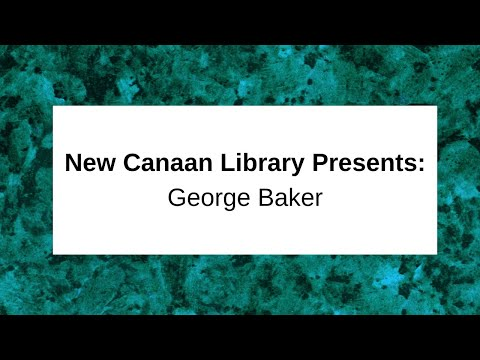 George Baker Lecture March 25 2014