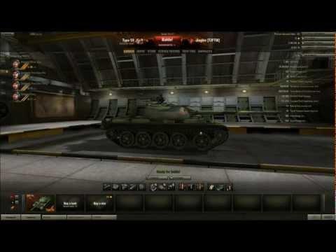 World of Tanks - Type 59 Tier 8 Premium Medium Tank - How Hard Can It Be?