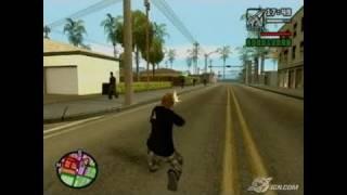 Grand Theft Auto: San Andreas Xbox Review - Comparative