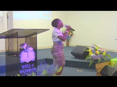 Well of Worship PHYLLIS MBUTHIA