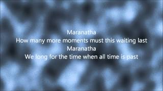 Watch Michael Card Maranatha video