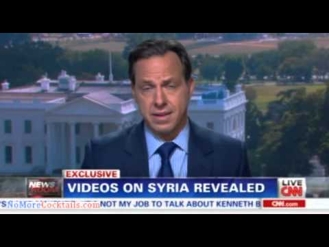 CNN exclusive: News videos show chemical weapon attack; Videos authenticated by Senate Intelligence