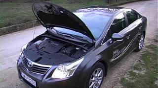 Μίλτος Γήτας: Test drive Toyota Avensis (2009)