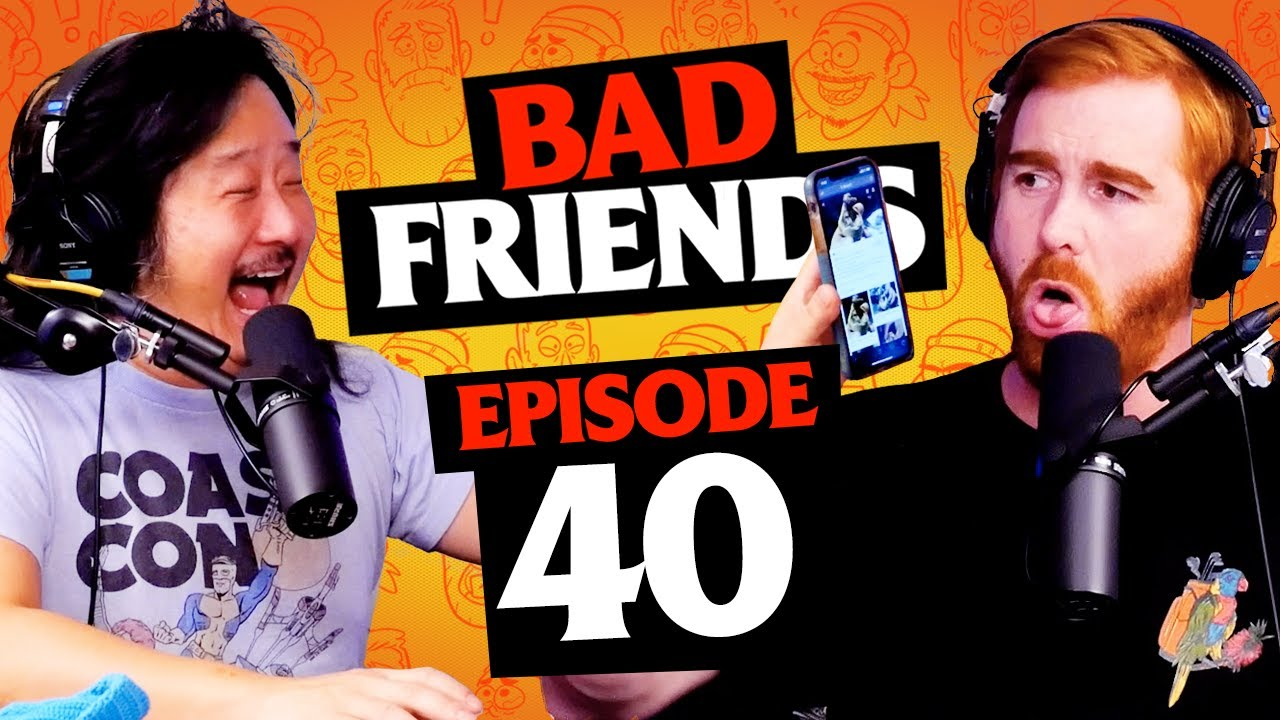 No Tater Tots In Spain! | Ep 40 | Bad Friends