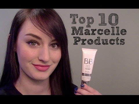 Top 10 MARCELLE Products | JustEnufEyes