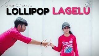 Lollipop Lagelu Bhojpuri Dance | Pawan Singh | Vicky Patel Dance | Dance Choreography | Amar & Astha