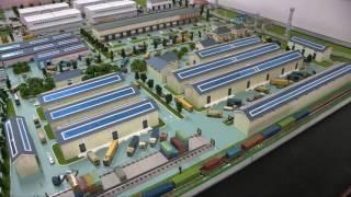 Міжнародний транспортно-логістичний центр будують в Шимкенті