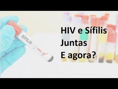 HIV e Sífilis juntas - O que fazer?