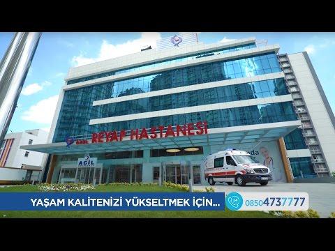 Reyap Hastanesi İstanbul Hizmetinizde