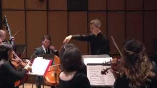 Lyubomir Pipkov - Symphony No. 4 / Tsenov Chamber Ensemble