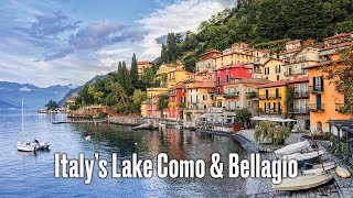 Italy's Lake Cuomo & Bellagio Walking & Hike Tour