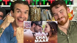 Chal Maar Song REACTION!!  | Prabhu Deva