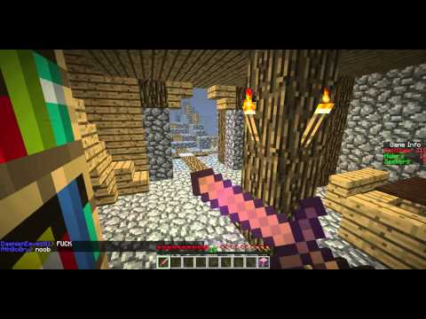 VEB Gaming: Minecraft hide and seek with 'B'