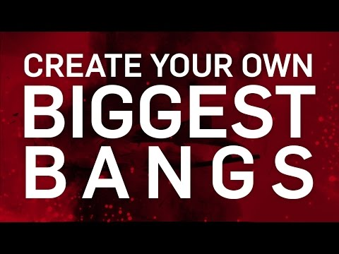 Create Your Own Biggest Bangs - Trailer - Biggest Bangs