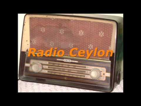 Tribute To Hemant Kumar - Radio Ceylon 26-09-2012 Morning - Part-1