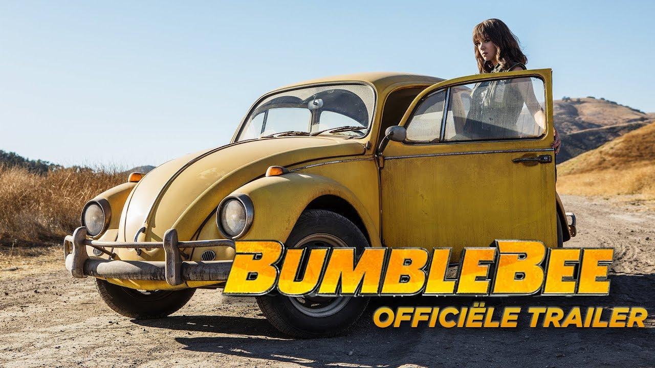 Bumblebee | Officiële trailer - UPInl