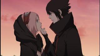 ][AMV][ SasuSaku.Взаимная любовь,но они не вместе...