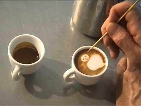 Caffè artistici
