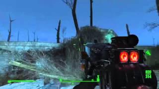 [Fallout 4] X-01 Power Armor Pieces Hidden Location