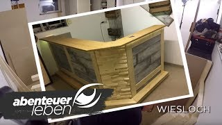 Mega-Bar vs. DIY-Keller-Bar | Abenteuer Leben | kabel eins