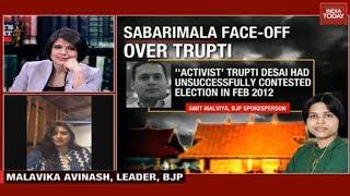Malavika Avinash On Sabarimala Protest; We Have The Democratic Right To Protest