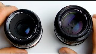 The Angry Photographer: Best two alternate 50mm manual lens recommendations!