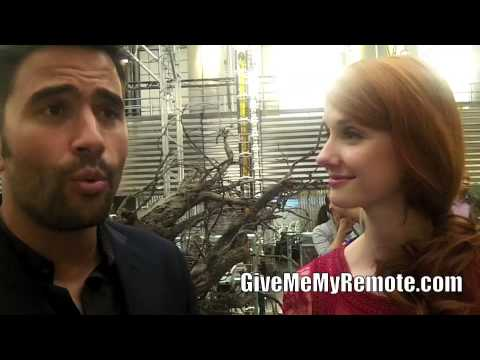 BONES: Laura Spencer and Ignacio Serricchio Share Memories From Their First Days on the Set