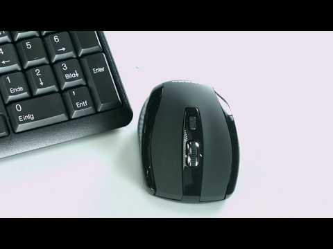 generalkeys-wireless-set:-wireless-keyboard-with-2.4-ghz-wireless-mouse