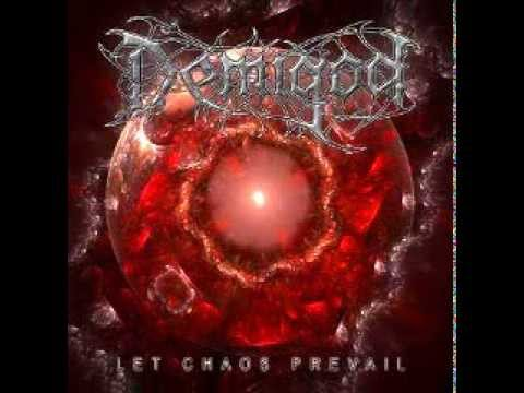 Demigod - Let Chaos Prevail (2007) - Full Album
