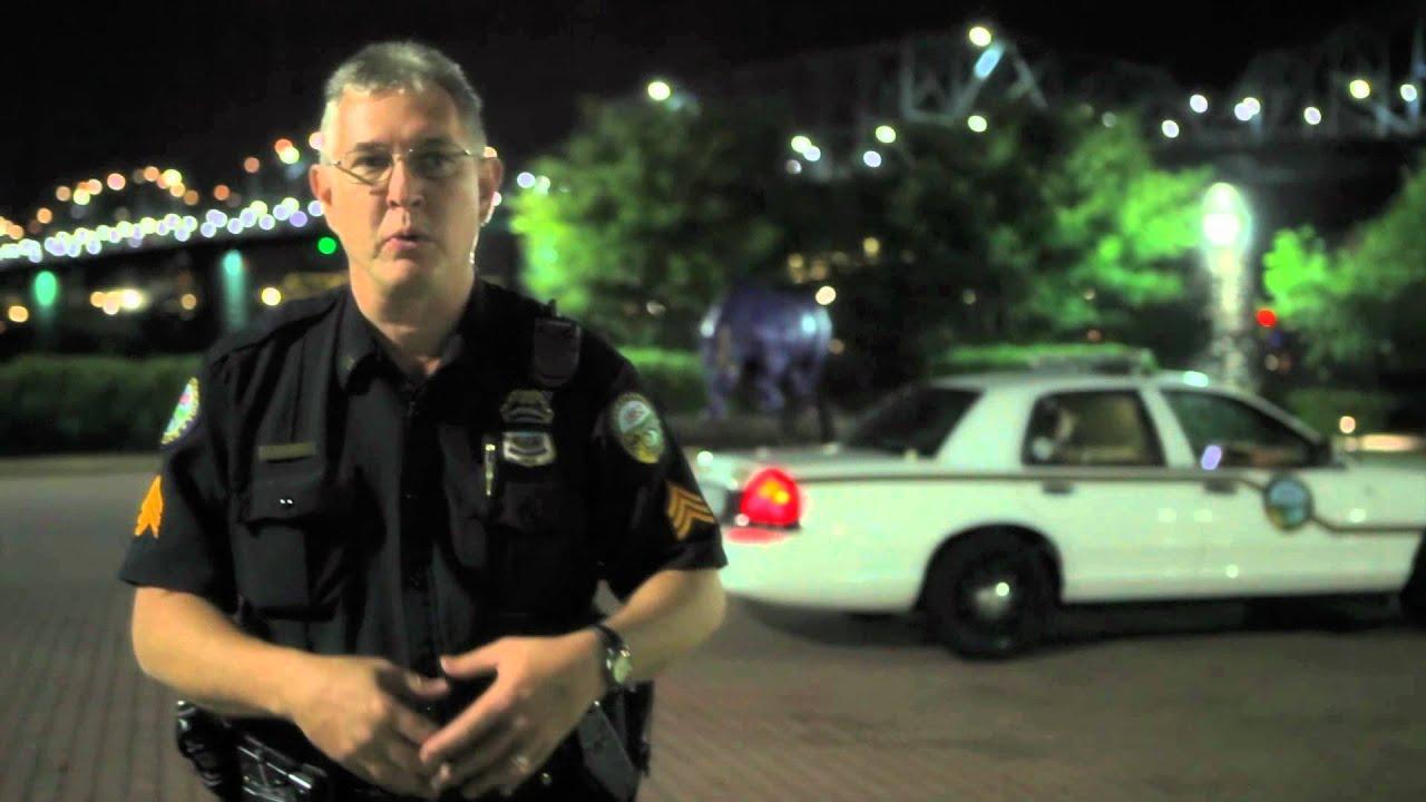 Global Green Lighting Police Demo - YouTube