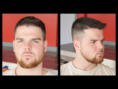 Men S Short Haircut Tutorial Ryan Reynolds Thesalonguy Youtube