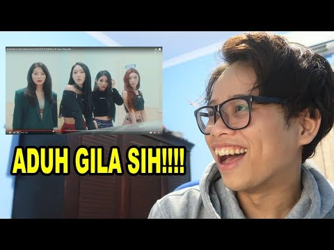 "KOLABORASI GILA!!! SEULGI X SINB X CHUNGHA X SOYEON ""WOW THING"" MV REACTION"