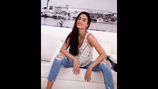 The Beautiful Cuban Model and Actress Roxana Perez