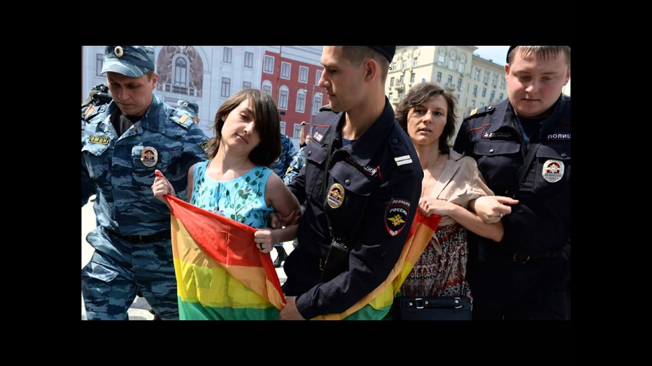 Homophonia Thessaloniki Pride - Πορεία διαμαρτυρίας προς το ρώσικο προξενείο