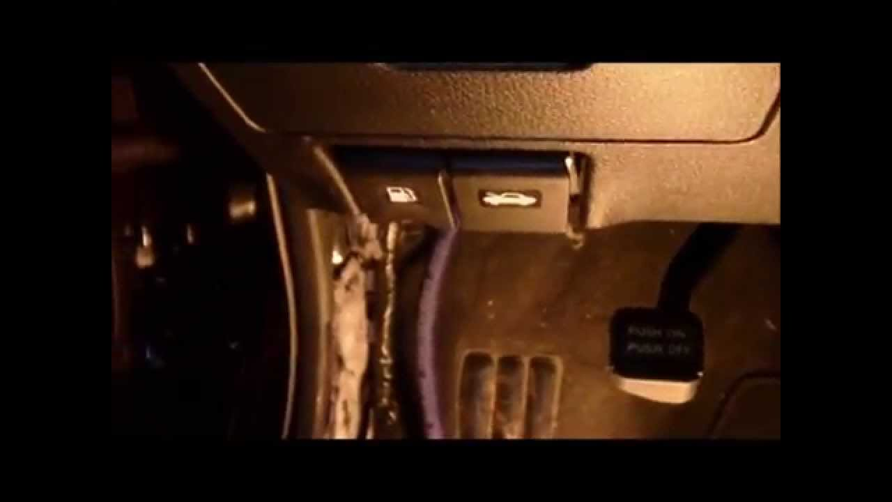 1/0 AWG Power Wire Install - 2014 Nissan Altima - YouTube
