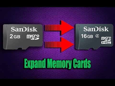 how to increase memory card size upto 16gb   E-compression technology