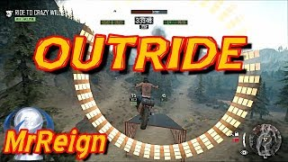 Days Gone - Outride Challenge 8 - First Look - Bike Challenge