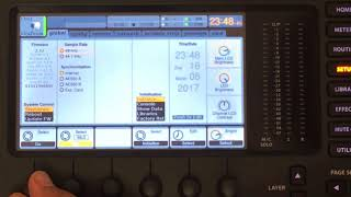 Como actualizar la behringer X32 -