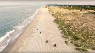 Tips and Tricks: Driving on the 4x4 Beaches of the Outer Banks