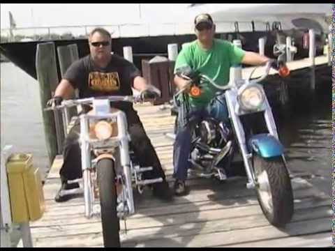 Born To Ride Episode 954   Yelvington Trikes, Ponce Inlet Harbor with Bobby Friss