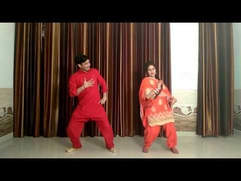 Saun Di Jhadi | Babbu Maan | Dance by Vikram and Abhinisha