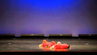 香港學界舞蹈比賽-高小三人舞優等獎 - 舞獅童(福德學校)