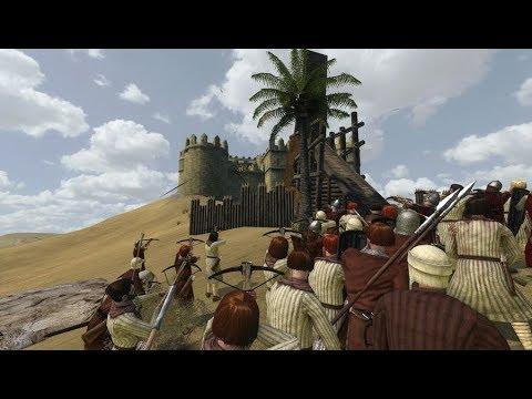 Война в пустыне: Mount&Blade: Warband #6