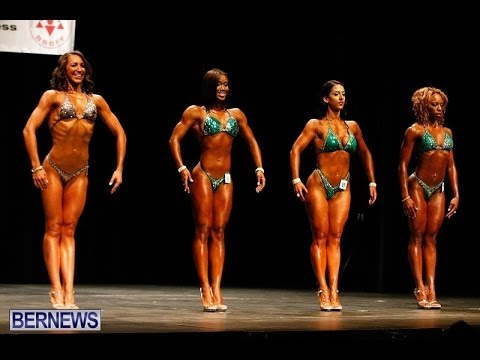 Female Figure Fitness Division, April 12 2014