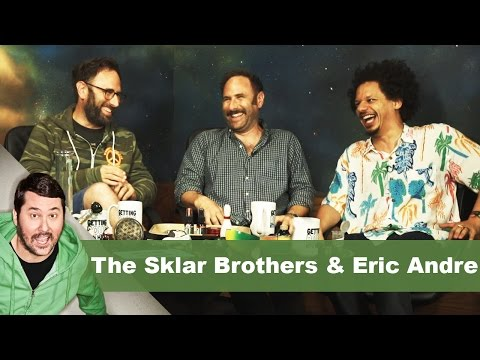 The Sklar Brothers & Eric Andre | Getting Doug with High