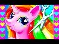 Мультик про пони для принцессы Маленькая лошадка для девочки Интересный детский мультфильм mp3