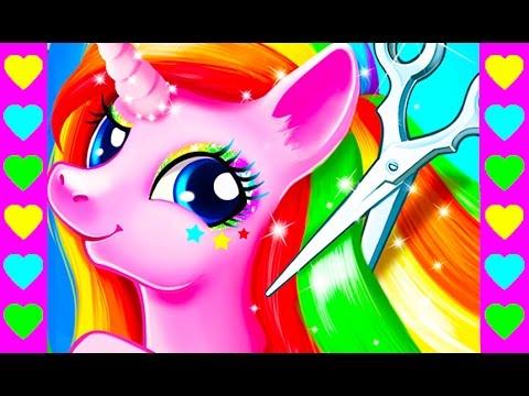 Мультик про пони для принцессы. Маленькая лошадка для девочки. Интересный детский мультфильм.
